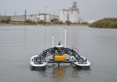 Inception Mark I Port Tarragona Surveying