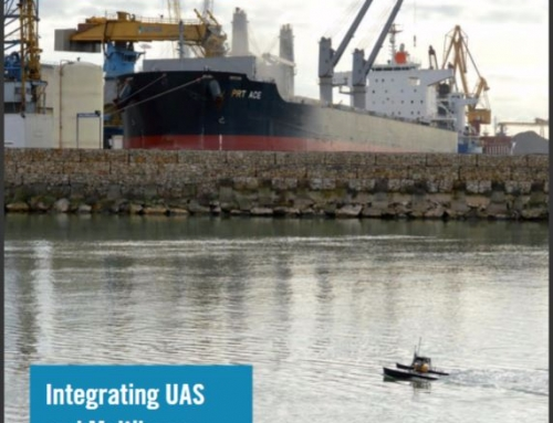 USS Makes Front Page of Hydro International