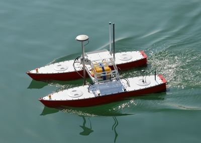 MKII vessel demonstration at Ocean Business event