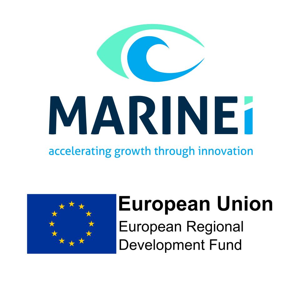 marine-i logo