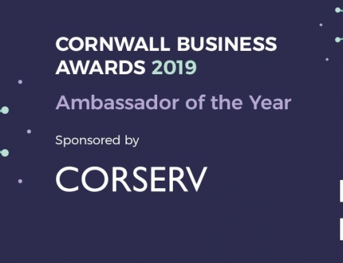 Cornwall Business Awards – Finalist