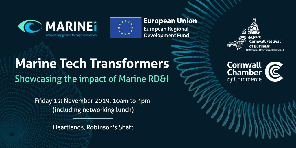 marine-i mareing technology transformers eveent