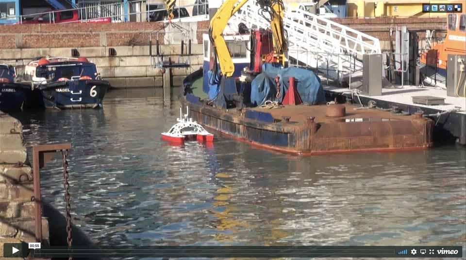Operating at London Medway