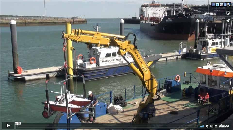 Port of Southampton - Empress Dock