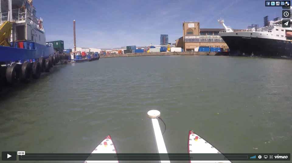Port of Southampton - Empress Dock Limits