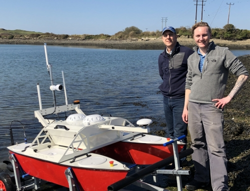 Tetra Tech Invests in Smart USV technology from UK company USS