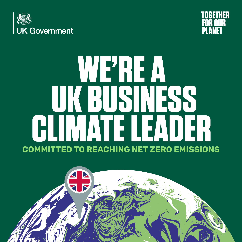 UK Business climate leader
